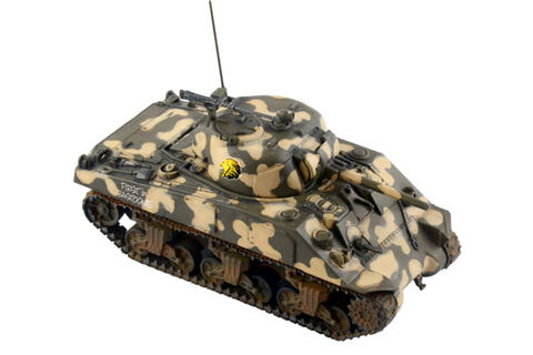 Maquette - World Of Tanks - 1:56 M4 Sherman