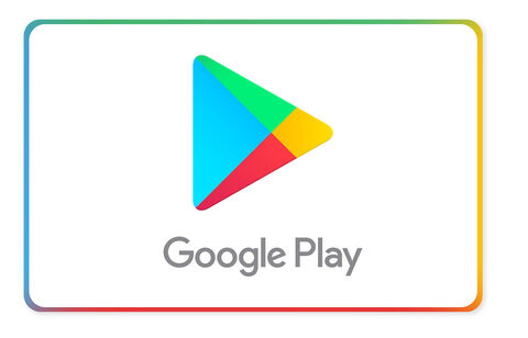 Carte Google Play 100 Eur
