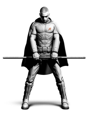 Dlc Batman Arkham City Pack Robin
