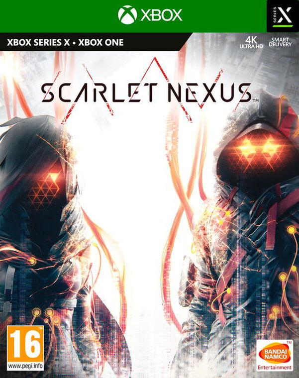 Scarlet Nexus version XBOX SERIES X et