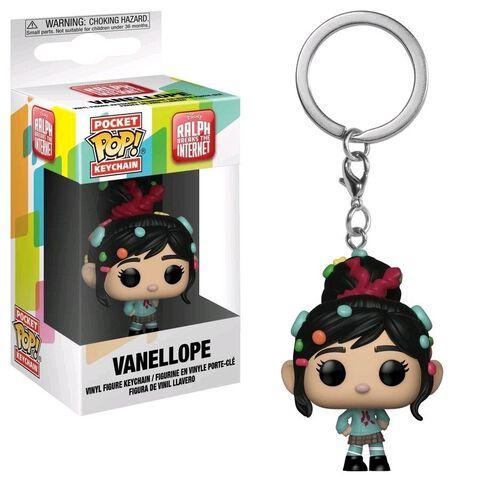Porte-clés - Ralph 2.0 - Pop Vanellope