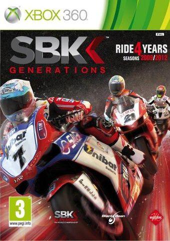 Sbk : Generations