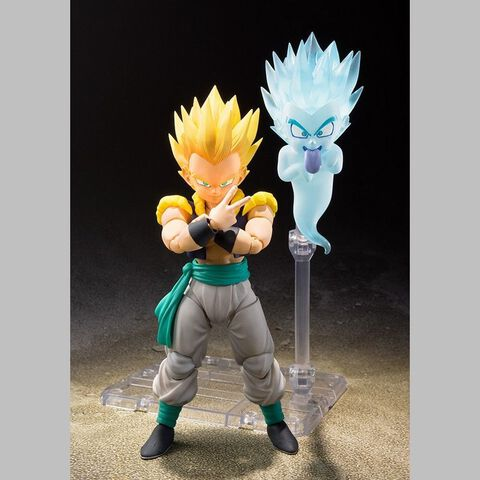 Figurine S.h Figuarts - Dragon Ball Z - Super Saiyan Gotenks