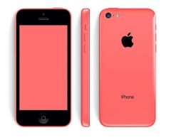 Iphone 5c 32gb Orange Rose / Comme Neuf