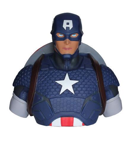 Tirelire Captain America Deluxe