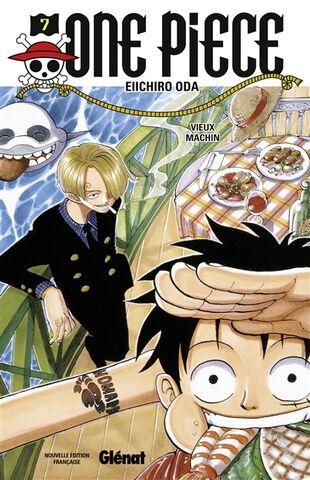 Manga - One Piece - Edition Originale Tome 07