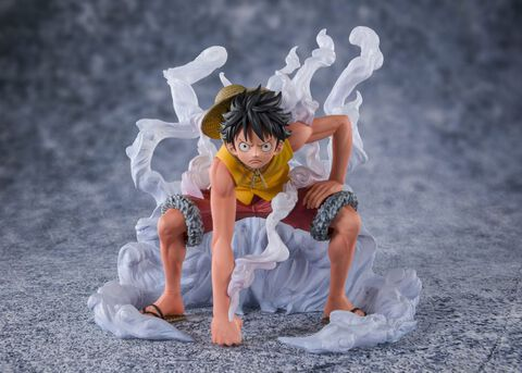 Figurine Figuarts Zero - One Piece - Monkey D Luffy Gear 2
