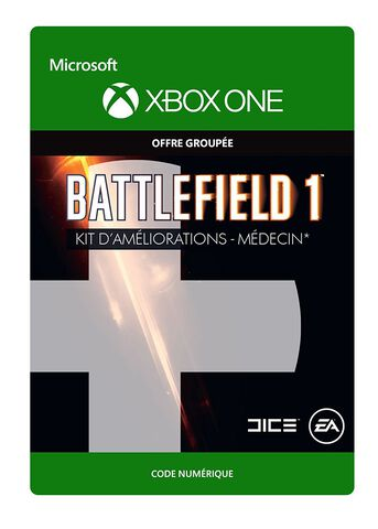 DLC - Battlefield 1 Kit Améliorations Médecin - Xbox One