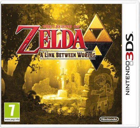 The Legend Of Zelda : A Link Between Worlds