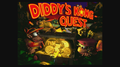 Donkey Kong Country 2 Diddy's Kong Quest (SNES)