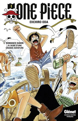 Manga - One Piece - Edition Originale Tome 01