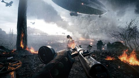 Xbox One S - 500 Go Battlefield 1