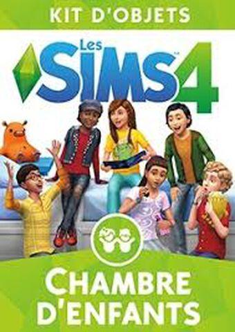 Les Sims 4 - DLC - Kit d'objets chambre d'enfants - Version Digitale