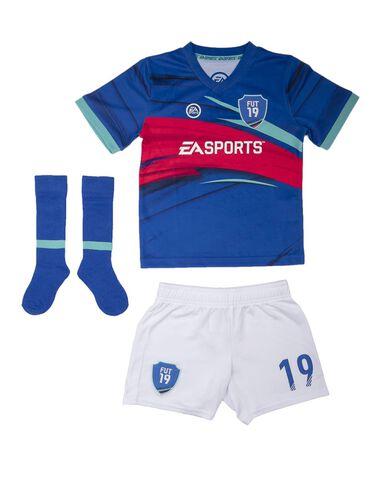 T-shirt - FIFA 19 - Maillot + Short Enfant 5-6 Ans - Exclusivité Micromania-Zing