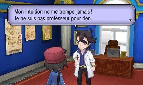 Pokemon Y - Jeu complet - Version digitale
