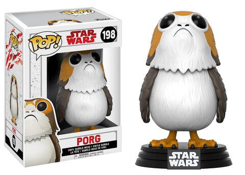Figurine Funko Pop! N°198 - Star Wars - Episode VIII - Porg