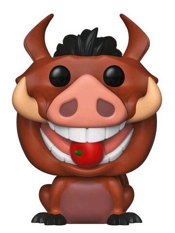 Figurine Funko Pop! N°498 - Le Roi Lion - Pumba Luau