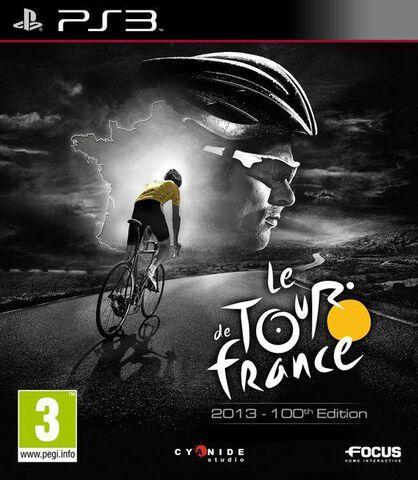 Le Tour De France 2013 - 100e Edition