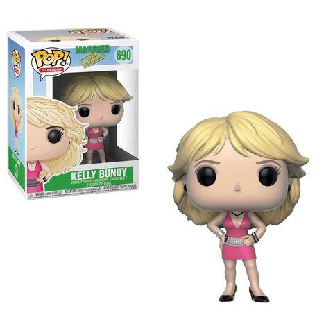 Figurine Funko Pop! N°690 - Maries, Deux Enfants - Kelly