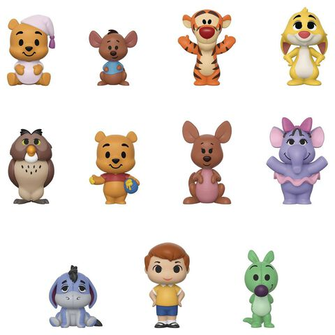 Figurine Mystère - Winnie L'ourson - Mystery Mini Assortiment