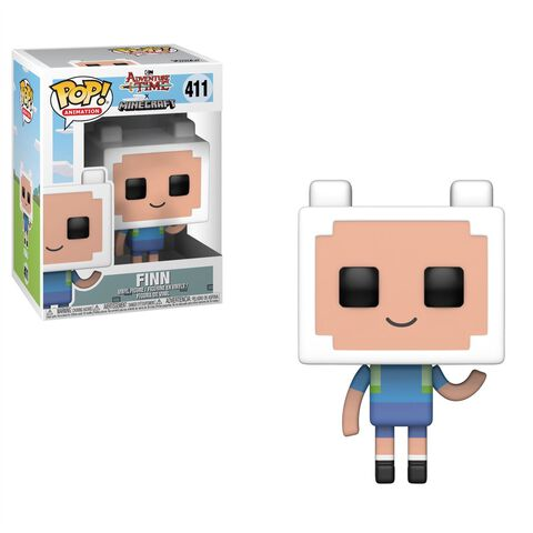 Figurine Funko Pop! N°411 - Adventure Time - Finn