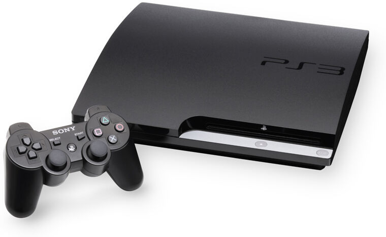 PlayStation 3 (PS3 Slim) 160 Go