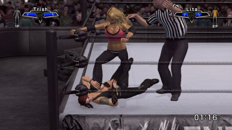 Wwe Smackdown Vs Raw 2007