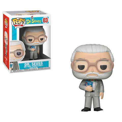 Figurine Funko Pop! N°03 - Icones - Docteur Seuss