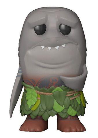 Figurine Toy Pop N°376 - Disney Vaiana - Shark Head - ECCC 2018 (exc)