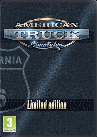 American Truck Simulator Complete Limited Edition