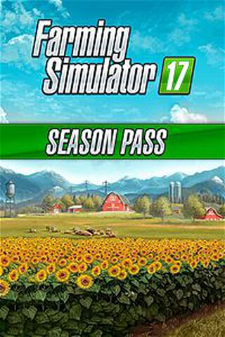 Farming Simulator 17 - Season Pass - Version digitale