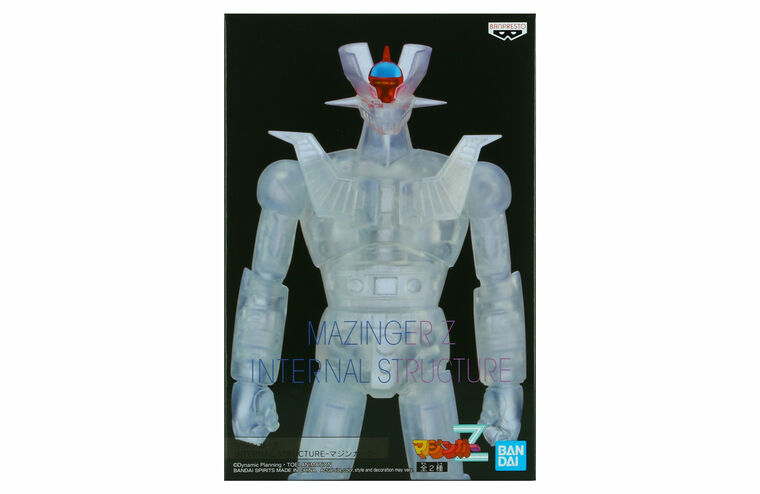Figurine - Mazinger Z - Internal Structure - Mazinger Z - Ver.b