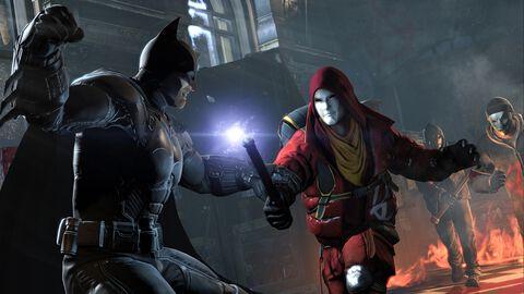 Batman : Arkham Origins