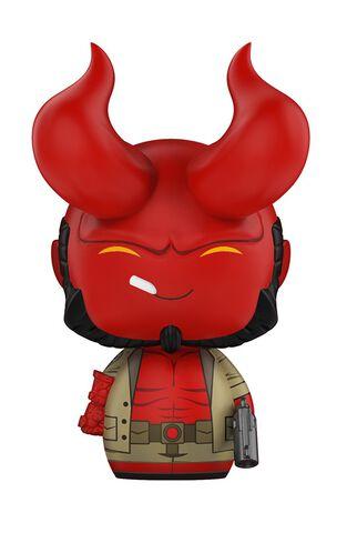 Figurine Dorbz N°469 - Hellboy - Hellboy avec cornes