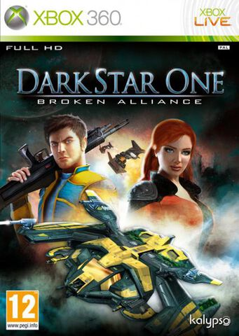 Darkstar One, Broken Alliance