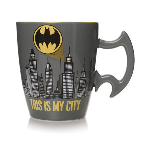 Mug - Batman - This Is My City