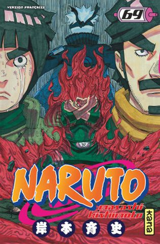 Manga - Naruto - Tome 69