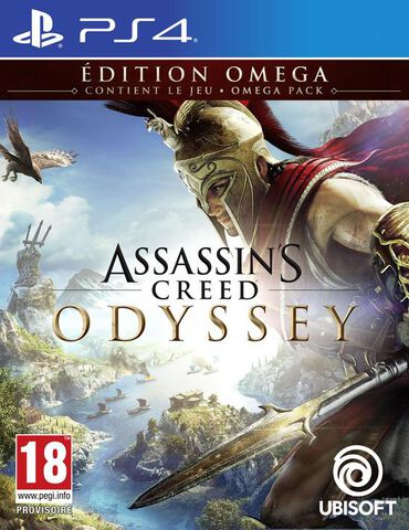 Assassin's Creed Odyssey Edition Omega (exclusivite Micromania)