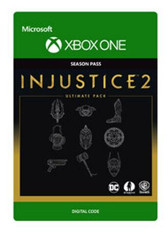 Injustice 2 Ultimate Pack - Season Pass - Version digitale