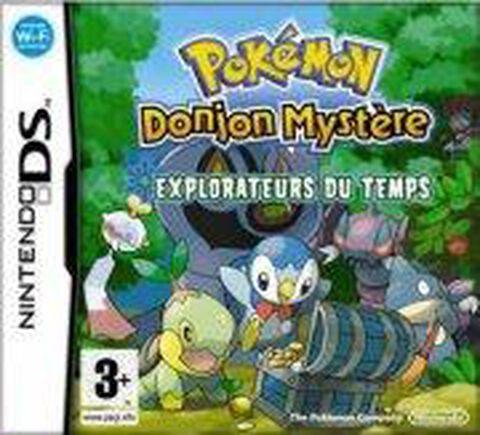Pokemon Donjon Mystere, Explorateurs Du Temps