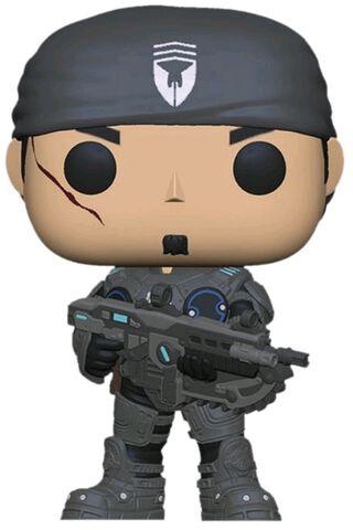 Figurine Funko Pop! N°474 - Gears of War - S3 Marcus