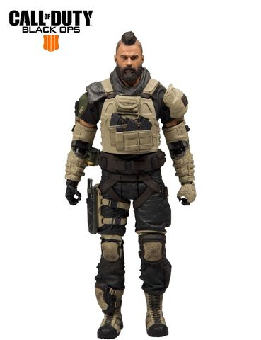Statuette Mc Farlane  - Call of Duty - Figurine Specialist I Incl. Dlc 18 cm