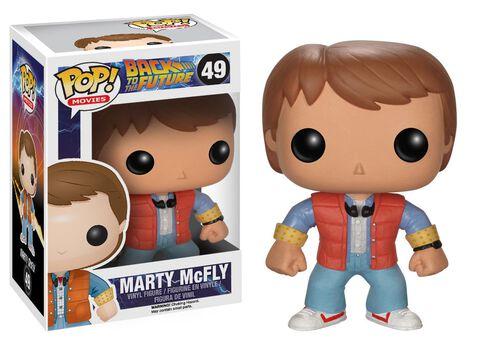 Figurine Funko Pop! N°49 - Retour vers le Futur - Marty