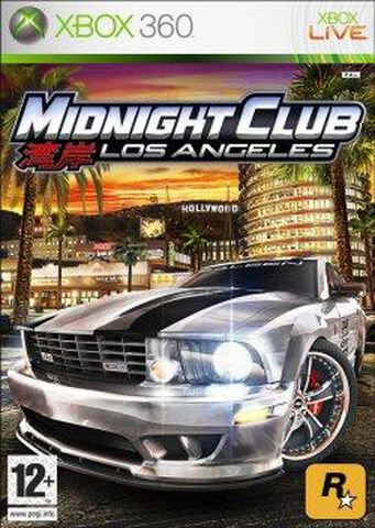 Midnight Club, Los Angeles