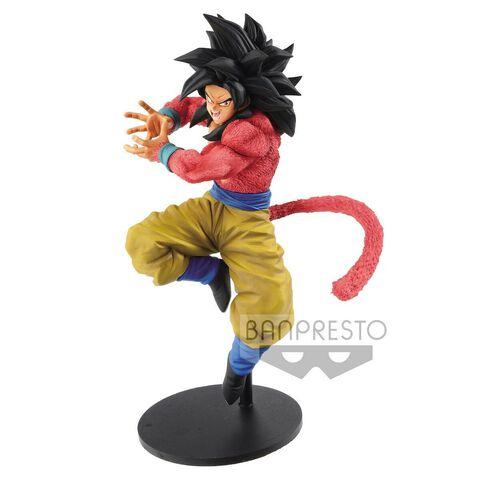 Figurine - Dragon Ball GT - Goku Super Saiyan 4 Kamehameha