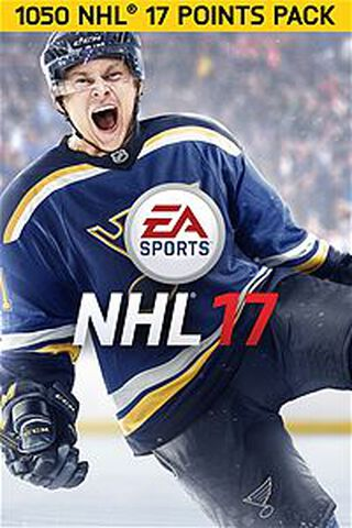 DLC - NHL 17 -  Pack de 1050 points Ultimate Team - Xbox One