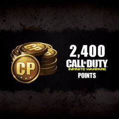 Dlc Call Of Duty Infinite Warfare 2 400 Points Ps4