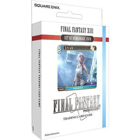 Starter - Final Fantasy - Set Ff XIII