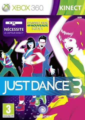 Just Dance 3 (kinect)
