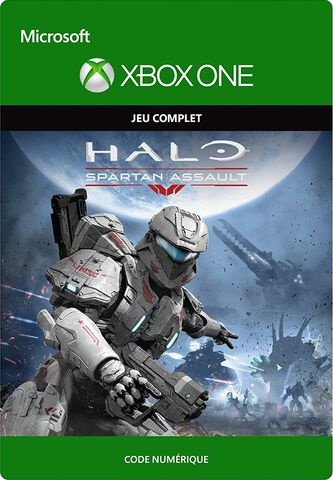 Halo Spartan Assault - Jeu complet - Version digitale